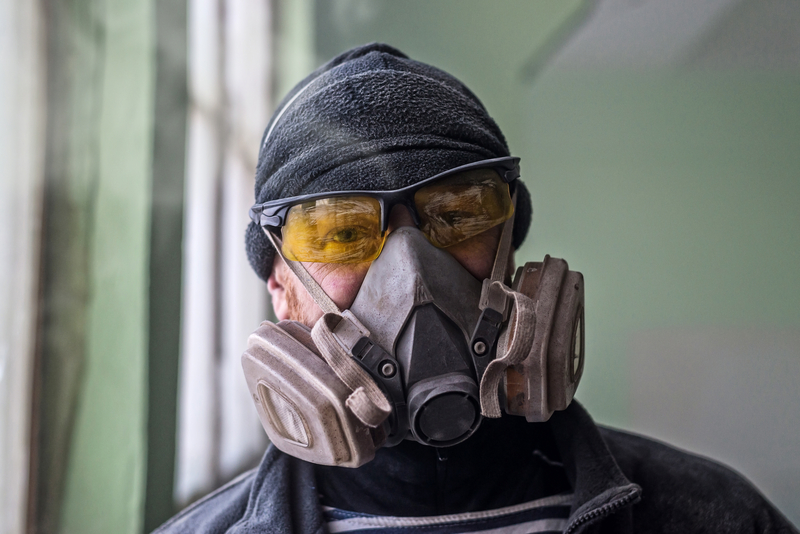 Respiratory Protection for Air-Purifying Respirators (RES 201)