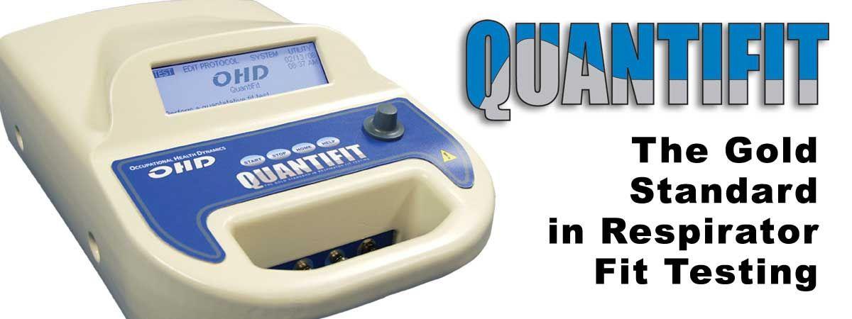 OHD Quantifit Fit Tester